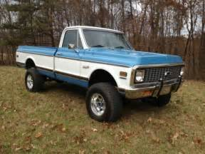 purchase used 1972 chevrolet c20 4x4 cheyenne in new