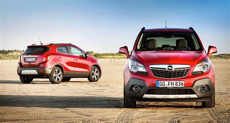 opel mokka 2015 opel sales rise in first three months of 2015 backed by