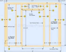 wall blueprints door plans 12x20 garage door shed floor plans quot quot sc quot 1 quot st quot quot icreatables com