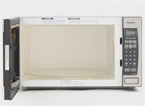 Consumer Reports Best Countertop Microwave by Panasonic Nn Sn973s Microwave Oven Consumer Reports