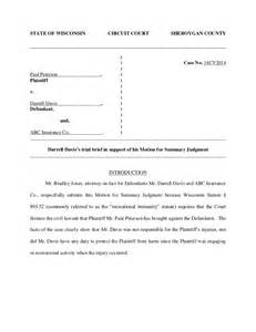 Plaintiff Opening Statement Outline by Sle Trial Brief