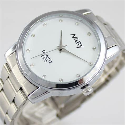 Jam Tangan Wanita Bum Equipment nary jam tangan analog wanita stainless steel 6003 white silver jakartanotebook