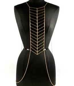 Curtains Spotlight Armor Body Chain Fashion Jewelry