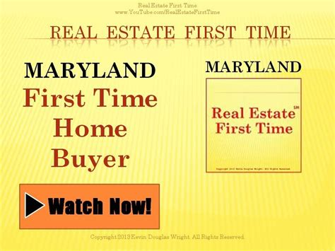 maryland time home buyer part 1 houses in