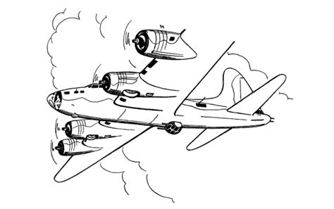 B 52 Coloring Pages by Free Coloring Pages Of B 52 Bomber Aircraft