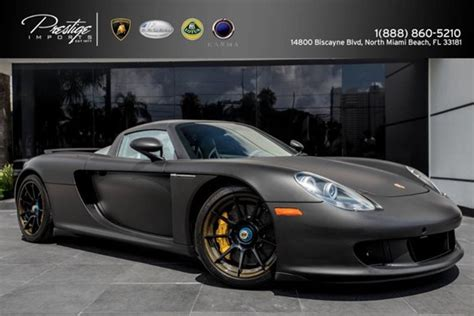 Porsche Gt Preis by 17 Porsche Carrera Gt For Sale Dupont Registry