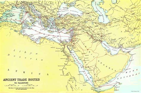 ancient trade ancient trade routes