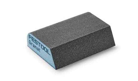 Blower Granat festool 201084 granat concave abrasive sanding block 120 grit 6 pack ace tool