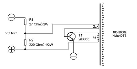 driver transistor for 2n3055 2n3055 transistor flyback driver 28 images arduino pulse to transistor power maximum
