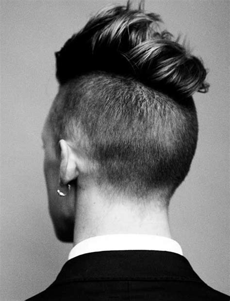 mens back of head hairstyles 15 cool haircuts for men mens hairstyles 2018