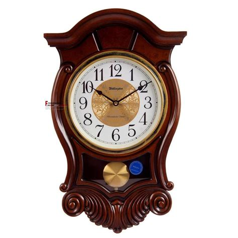 wooden quality  heralds  wall clock fashion