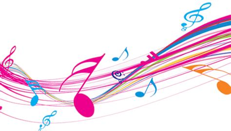 imagenes en png de notas musicales notas musicales png imagui