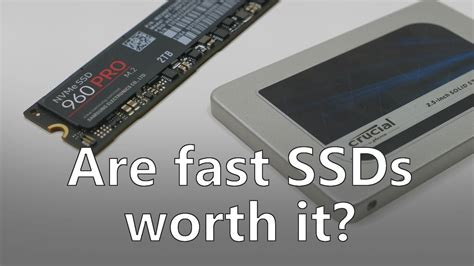 samsung 960 pro vs sata ssd loading times tested