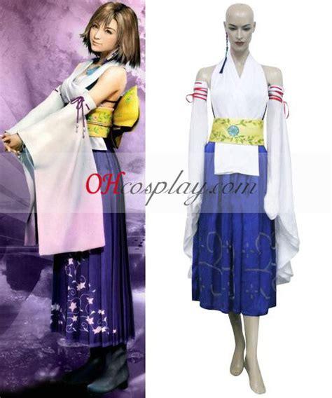 x yuna costume cosplaymade