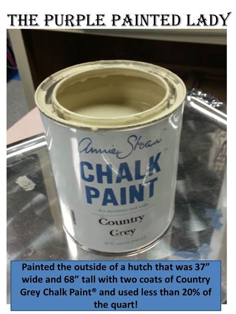chalk paint quart how much does a quart of chalk paint 174 cover the purple