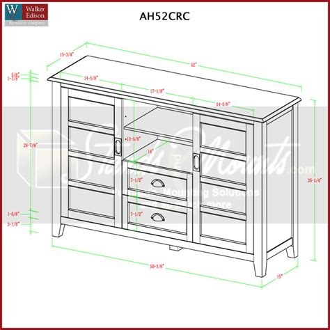 Angelo Home Rustic Chic 52 Inch Tv Console Walker Edison Angelo Rustic Chic 55 Inch Tv Cabinet White