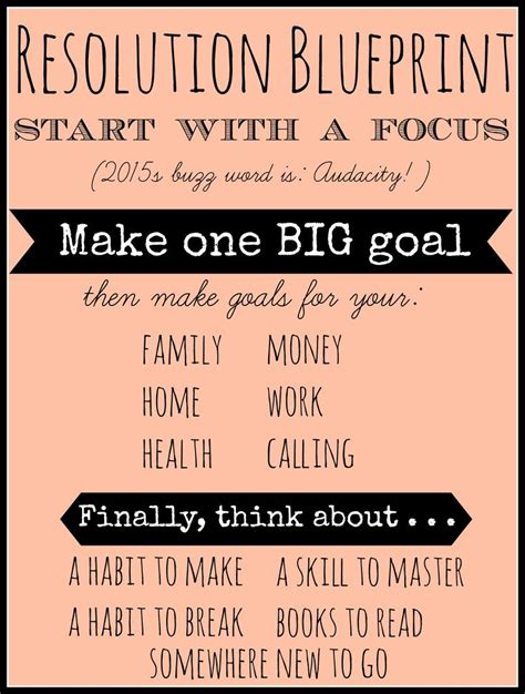 25 best ideas about new year goals on pinterest
