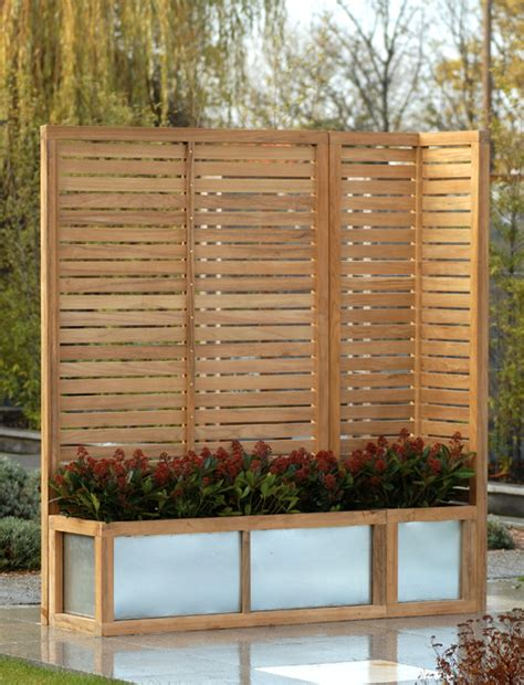 Garden Fence Screening Ideas Garden Privacy Screen Ideas Courtesy Of Alan Capeling Landscape Garden Design Many