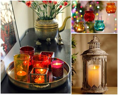 diwali home decoration idea how to decorate small home in diwali