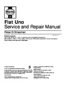 Fiat Uno Manual Carlos Solis Diagramasde Diagramas Electronicos Y