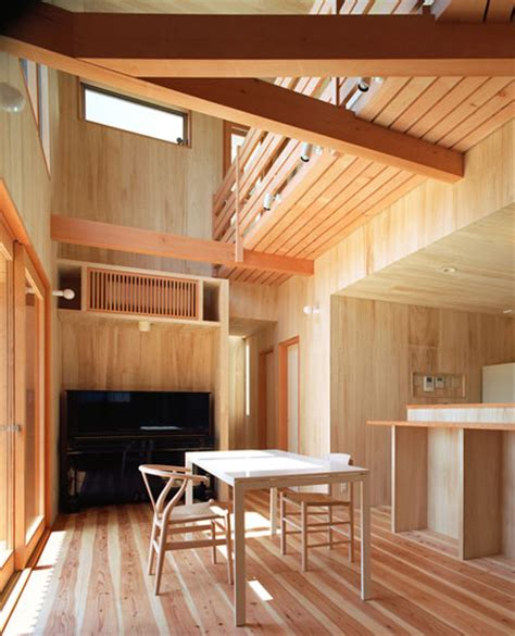 japanese wooden house design house with wood exteriors and interiors in japan modern house designs