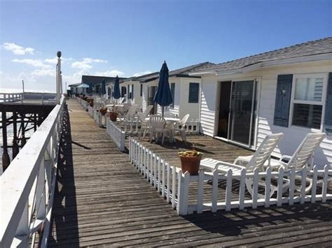 pier cottages prices terrace outside cottage 9 picture of pier hotel cottages san diego tripadvisor