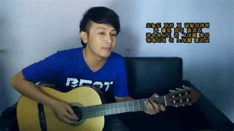tutorial nathan fingerstyle bigbang blue nathan fingerstyle cover youtube