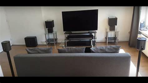 sonos  home theater setup youtube