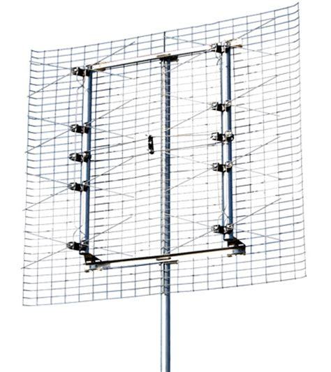 channel master cm4228 8 bay bowtie uhf tv antenna cm 4228 from solid signal