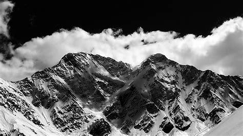 black and white mountain wallpaper awesome white black mountain hd backgrounds desktop
