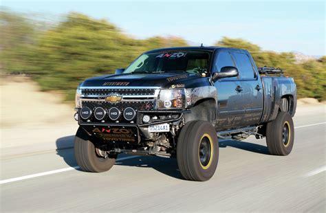 chevy prerunner truck 2011 chevrolet silverado 2500hd prerunner stunner