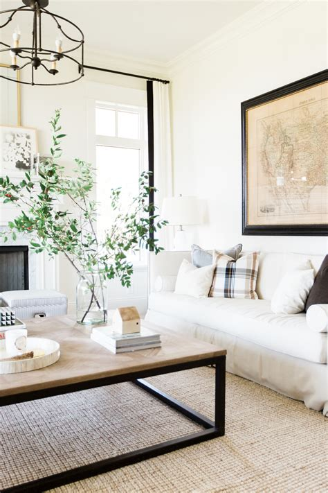 pictures of white living rooms mountainside remodel studio mcgee