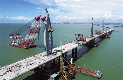 commercio hong kong puente hong kong zhuhai macao mejorar 225 el comercio y la