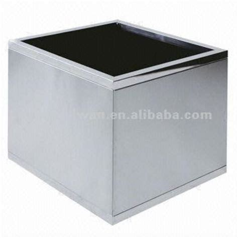 Stainless Steel Planter Box by Stainless Steel Planter Boxes Best Corten Planter With