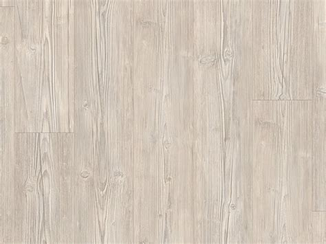 vinyl flooring with wood effect light grey chalet pine classic plank collection by pergo