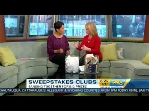 Good Morning America Giveaway - sweepstakes clubs good morning america youtube