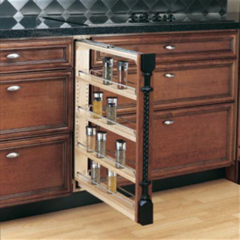 base cabinet filler shelves