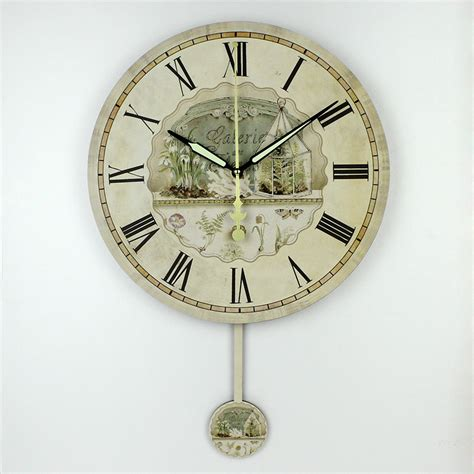 decorative wall clock europe style bedroom decor watch wall absolutely silent