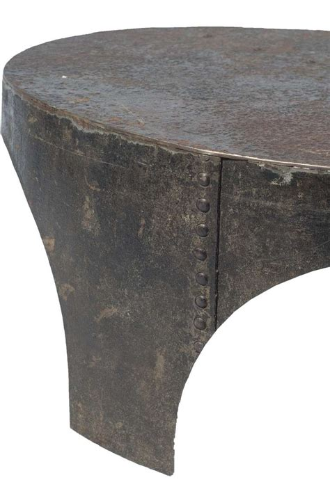 Industrial Style Coffee Table Industrial Style Coffee Table At 1stdibs