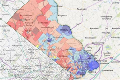 Bucks County Prothonotary Search 2017 Results Show A Difficult Path Forward For The Gop In Bucks County City State Pa