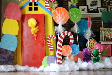 Candyland Decoration by Colors Candyland Birthday Candyland