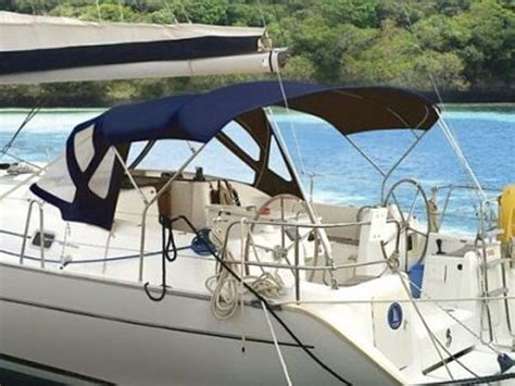 stainless steel sailboat bimini top