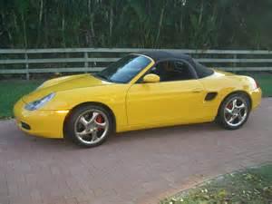 2001 Porsche Boxster S 2001 Porsche Boxster S Convertible 64713