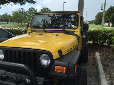 jeep life jeep life jeep club yellow tj 2 jeep wrangler tj 1997
