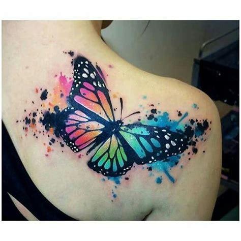 imagenes de tatuajes de mariposas tatuajes para
