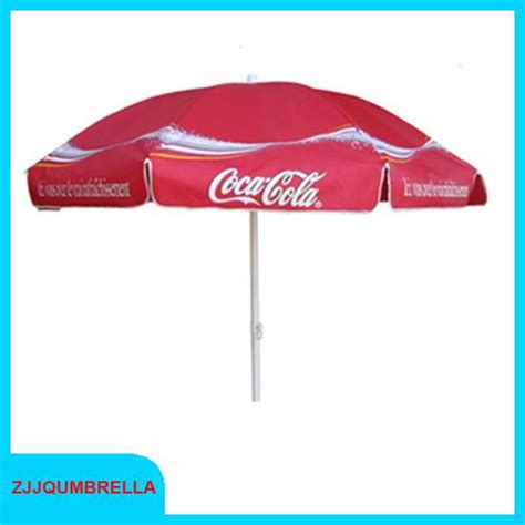 Coca Cola Patio Umbrella Coca Cola Umbrella Shangyu Jinqiao Umbrella Co Ltd