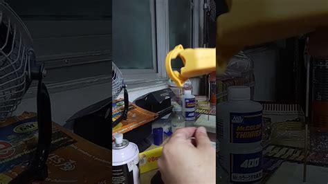 Alat Semprot Cat Airbrush Install Spray Gun Can Alat Bantu Cat Semprot Diton Pylox