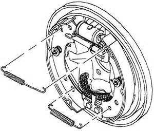 2004 saturn vue brake drum structure installation does anybody have a exploded veiw of a 1993 saturn sl1