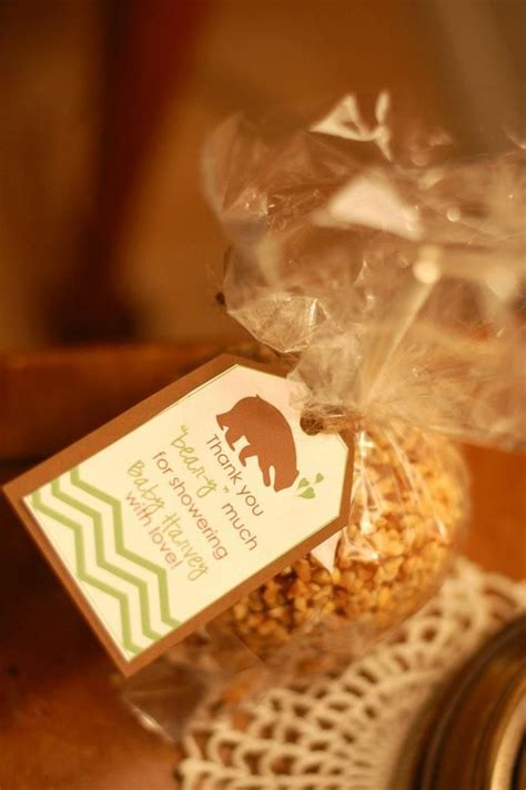 Apple For Baby Shower Favors by Apple Baby Shower Favors Thank You Quot Beary Quot Much