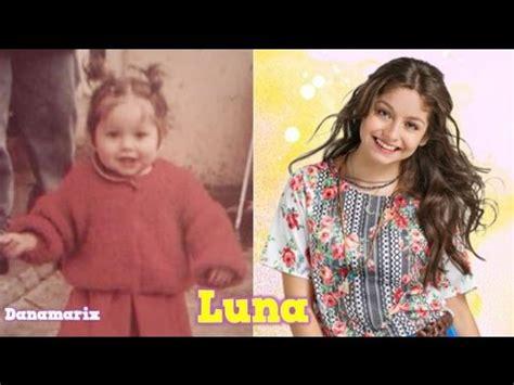 imagenes de soy luna antes y despues soy luna antes y despues de los personajes youtube